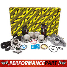 92-95 Honda Civic Delsol 1.6L  Engine Rebuild Kit D16Z6