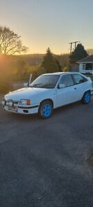 Vauxhall astra gte mk2 not MK1 vauxhall road rally car
