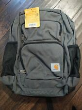 Carhartt Legacy Standard Work Backpack  Grey