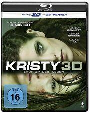 Kristy 3D [2014] (Blu-ray 3D + Blur-ray 2D)~~~~Haley Bennett~~~~NEW & SEALED