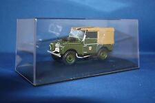 1953 LAND ROVER SERIES 1 SWB LINCOLN CITY CORPORATION  - 1/43 scale by CORGI