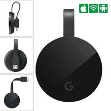 Google Chromecast Streaming Player, 3  Generation Streaming Player, Karbon