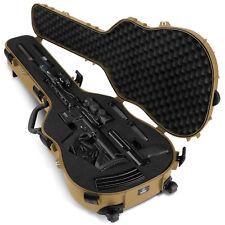 Savior Equipment Lockable Single Rifle Foam Padded Guitar Gun Case (Open Box)