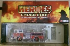 Corgi US52008 Heroes Under Fire Mack CF Pumper Engine Co.1 NY 2003 Prem Edition