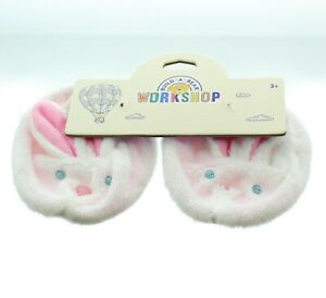 Build-A-Bear Workshop Bunny Slipper II Teddy Bear Accessories 023681