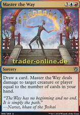 2x Master the Way (Den Weg meistern) Khans of Tarkir Magic