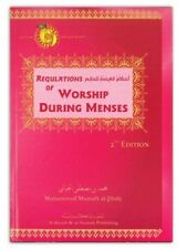 Regulations of Worship During Menses Islamic Muslim Women Book Best Gift Ideas