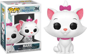 MARIE diamond glitter DISNEY Aristocats FUNKO POP Vinyl New in Box