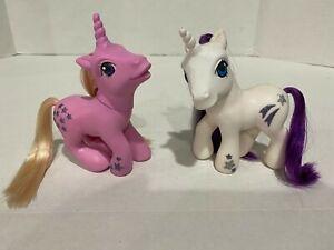 My Little Pony G3 Twilight and Glory Custom lot OOAK Ponies