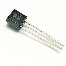 100PCS 2SD965 D965 5A/20V/1W TO-92 DIP transistors NEW