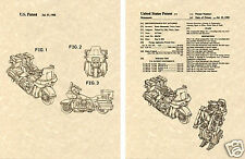 Transformers GROOVE US Patent Art Print READY TO FRAME! Protectobot  Takara Bike