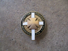 vintage 1950 Compton College California Gold Filled  Nursing Nurse Hospital pin