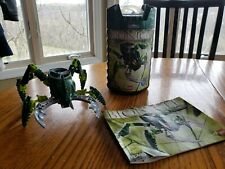 LEGO Bionicle Visorak Keelerak 8741 100% COMPLETE w/ Canister (*RETIRED SET)