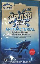 "Antibacterial Neoprene Wetsuit Wash ""Splash-Diver"" – innovative formula"