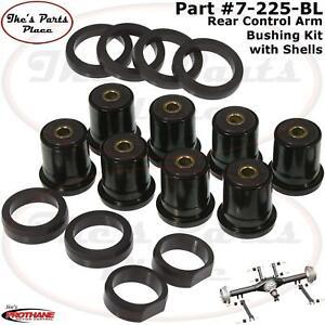 Prothane 7-225-BL Rear Control Arm Bushings Kit for AMC/Buick/Oldsmobile/Pontiac