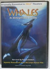 WHALES AN UNFORGETTABLE JOURNEY DVD -  PRE-OWNED                    (INV17538)