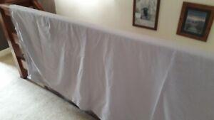 Next Cotton Double Duvet Cover & pillowcases
