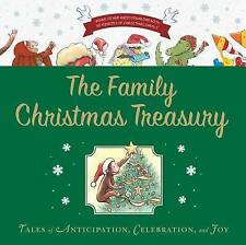 The Family Christmas Treasury with CD and downloadable audio-ExLibrary