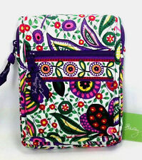 Vera Bradley Viva La Vera Mini Hipster Purse Handbag New Cross Body Purple Red
