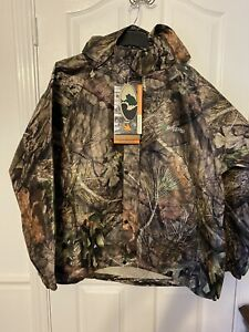 FROGG TOGGS PERFORMACE GEAR AS1310-62 XXL MOSSY OAK CAMO MENS SUIT HUNTING NWT..