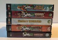 Sims PC Bundle 5 PC Games