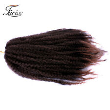 Afro Kinky Curly Twist Braid Synthetic Crochet Braids Hair Twist Hair Extensions
