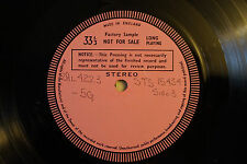 Tchaikovsky The Nutcracker Suite - London/Decca STS15434 - Factory Sample - EX