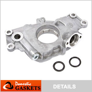 Fit 98-16 Chevrolet Buick Cadillac GMC 4.8/5.3/5.7/6.0/6.2L OHV Oil Pump