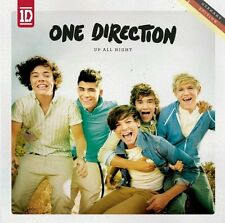 ONE DIRECTION - UP ALL NIGHT  CD 13 TRACKS NEU