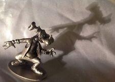 "Goofy ""Let's Go"" Hudson Fine Pewter Figurine #672 Walt Disney Co. 2 1/4"" tall"