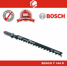 Bosch T144D Speed-for-Wood Jigsaw Blade | Pack of 2nos