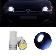 2 ampoules à LED BLANC w5w Veilleuses pour Citroën C1 C2 C3 C4 xsara
