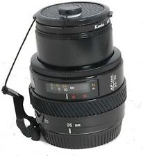 Fixed/Prime f/4 Vintage Lenses