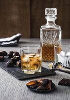 Whiskey Glass Decanter Stopper Liquor Crystal Scotch Wine Rum Vodka Bottle Bar