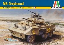 Italeri 6364 M8 Greyhound Scout Car 1:35 Scale Plastic Kit