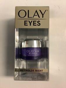 Olay Regenerist Retinol 24 Night Eye Cream - 0.5oz.  Free Shipping.