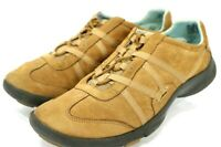 Clarks Privo Women's$90  Casual Sneakers Comfort Shoes Size 10 Tan