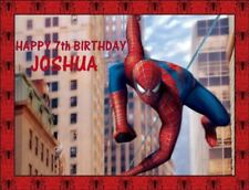 Spiderman All Occasions Party Cakes