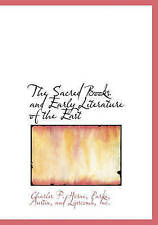 The Sacred Books and Early Literature of the East by
