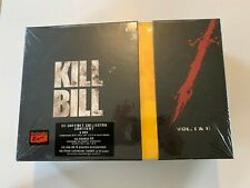 Kill Bill Vol. 1 & Vol. 2 L'intégrale [Édition Collector]  Oop French Boxset