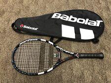Babolat Pure Drive Gt Roddick Jr tenis raqueta 4 0/8 gran condición w Cubierta