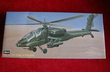 MAQUETA HELICOPTERO AH-64A APACHE  HASEGAWA DT8x 1:72