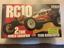 rc10 vintage team associated sealed #6035