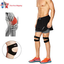 Patella Knee Support Tendon Pad Running Jumper Basketball Brace Band Pain Relief
