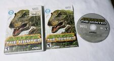 Jurassic: The Hunted Nintendo Wii COMPLETE VIDEO GAME