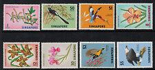 Singapore 1963 SC 62-69 NH CV $65.65