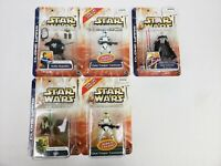 *NEW IN BOX* SEALED Lot of 3 Star Wars Clone Wars Value Pack With Bonus Figure