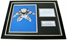 FELIX BAUMGARTNER Signed FRAMED Photo Display genuine AUTOGRAPH SPACE JUMP & COA