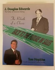 Tom Hopkins Back To The Future In Sales Audio Cassette Series Excellent cond