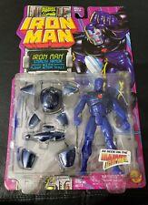Marvel Comics Stealth Armor Iron Man figure Iron Man  Toy Biz